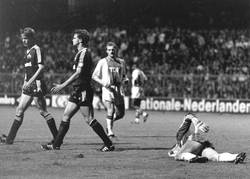 Ajax - Austria Wien (1989)